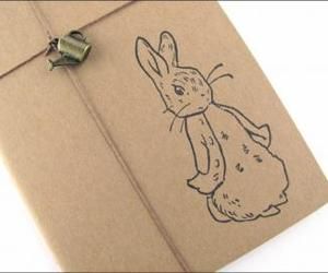 notebook, papercraft, and cute notebook image