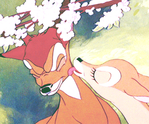 bambi, beautiful, and childhood image