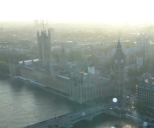 bridge, london, and river image