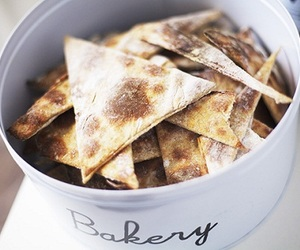 baked goods, crackers, and food image