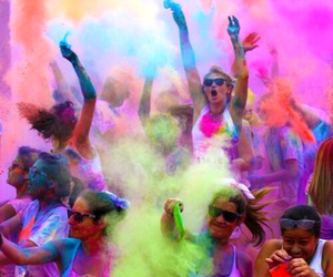 color, run, and colors image