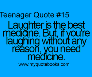 funny, teenager post, and medicine image