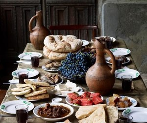 food and rustic image