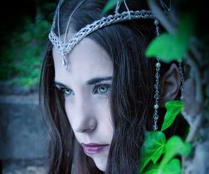 celtic, enchanting, and eyes image