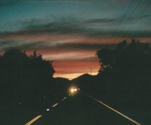 road, car, and indie image
