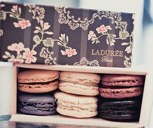 delicious, laduree, and sweet image