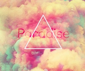 coldplay, infinity, and paradise image
