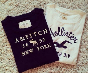 hollister, fashion, and abercrombie image