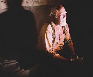 hershel and the walking dead image