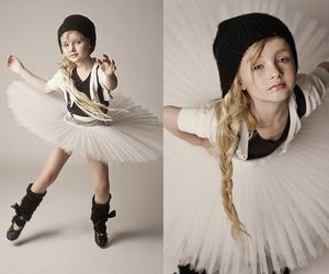ballet, fashion, and girl image