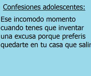 confesiones adolescentes, chicas, and te amo image