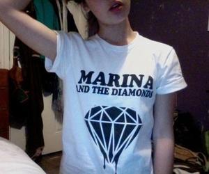 marina and the diamonds, pale, and grunge image