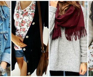 blonde, fashion, and maroon image