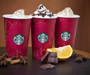 coffee, gingerbread, and latte image