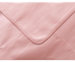 pink, envelope, and Letter image