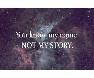 quote, story, and name image