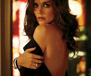 celebrities, fashion, and Katie Holmes image