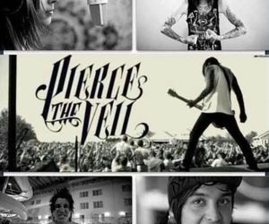 band, pierce the veil, and music image