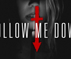Taylor Momsen, the pretty reckless, and follow me down image