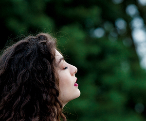 lorde, music, and green image