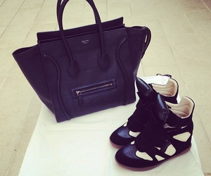 bag, beautiful, and fashion image