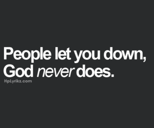 god, people, and quote image