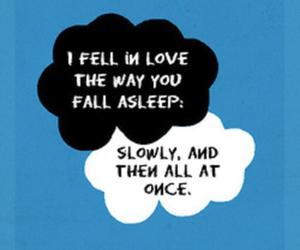 the fault in our stars, john green, and love image