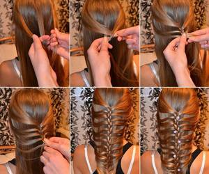 braid, hair, and hair tutorial image