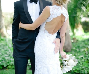bride, dress, and girly image