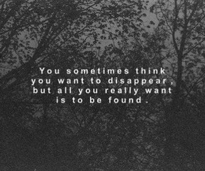 get lost, quotes, and tumblr image