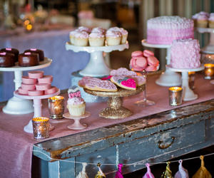 cakes, cupcake, and love image
