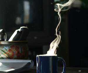 coffee, tea, and cup image
