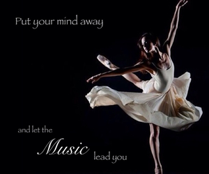 ballet, dance, and feel image