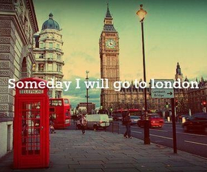 Dream, london, and travel image