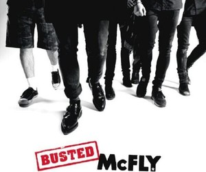 busted and McFly image