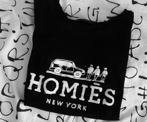 black, fashion, and homies image