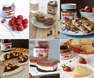 Cookies, nutella, and love image