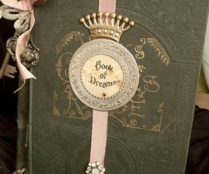 book, Dream, and pink image