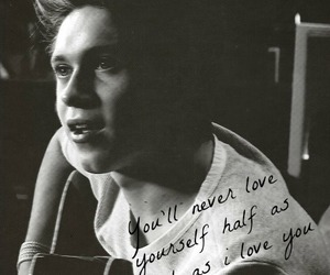 photography, quote, and one direction image