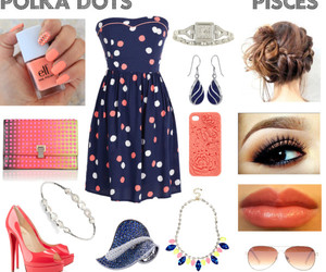 astrology, dress, and eyes image