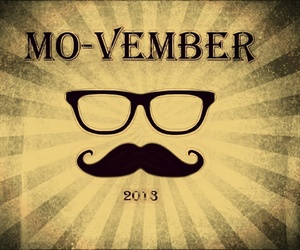 mustasche and november image