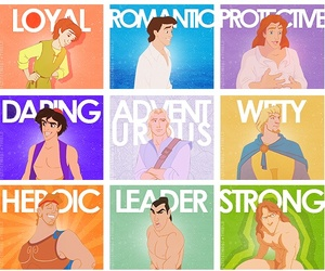 disney and prince image