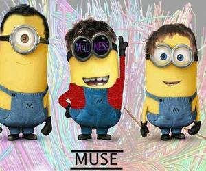 minions and muse image