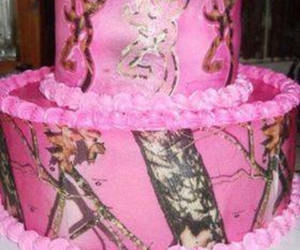 awesome, camo, and cake image