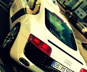 audi, r8, and perfect image