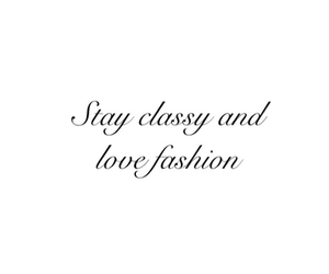 fashion, classy, and love image