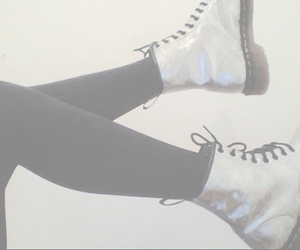 boots, pale, and grunge image