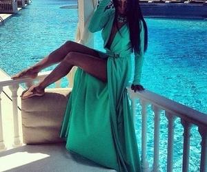 dress, luxury, and summer image