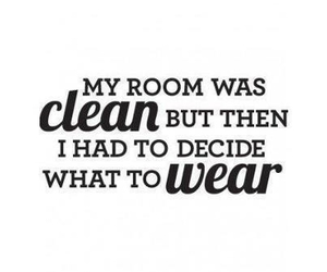 clothes, room, and clean image