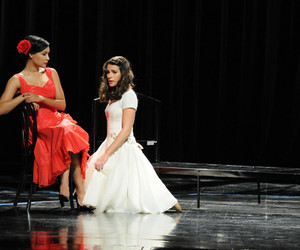 glee, west side story, and rachel berry image